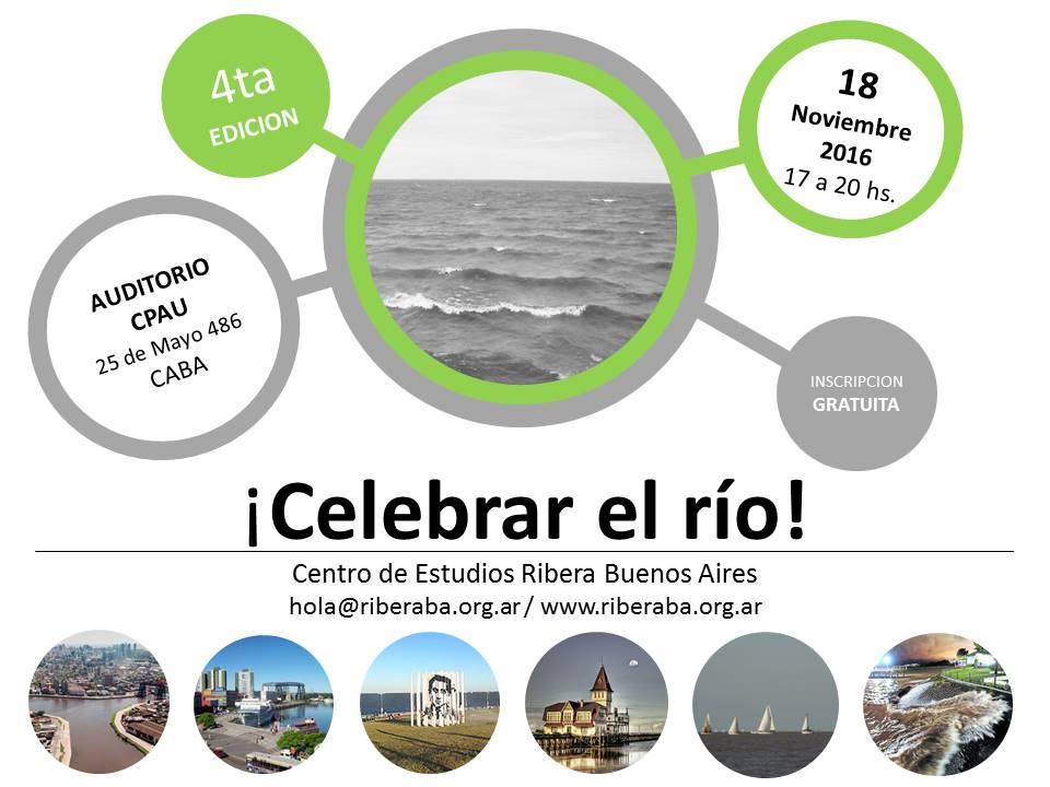 Celebrar el río 2016